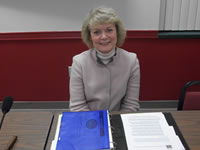 Town of Clifton Forge, VA Councilwoman Hillert