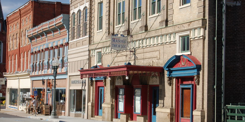 Clifton Forge Masonic Theatre